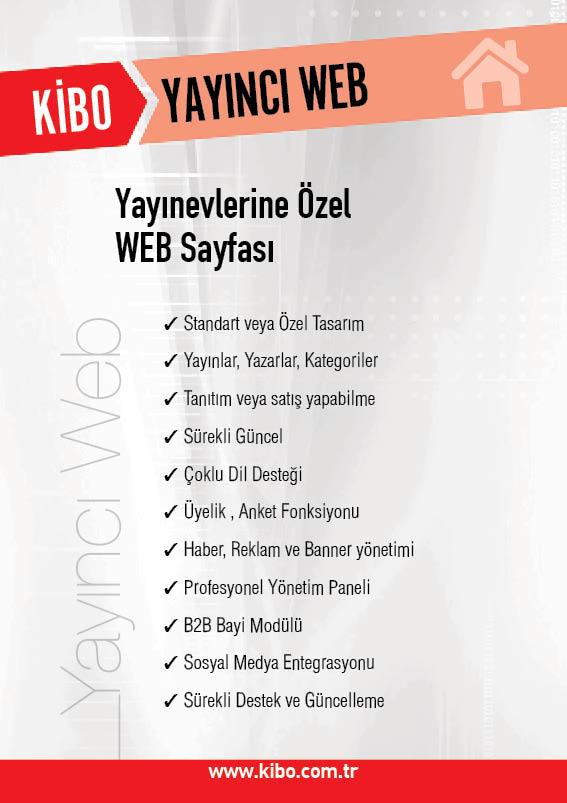 Yayıncı Web