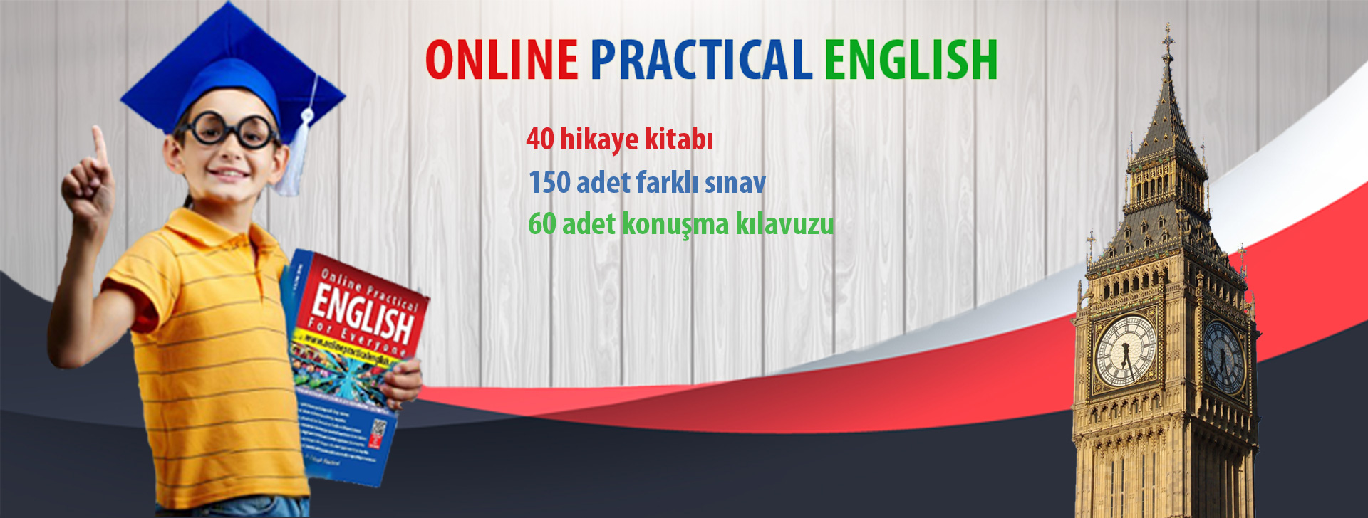 ONLINE PRACTICAL ENGLISH – OPE
